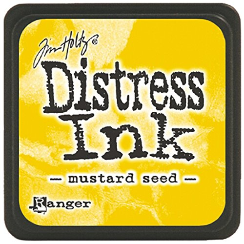 Ranger Mini Ink Pad, Mustard ()