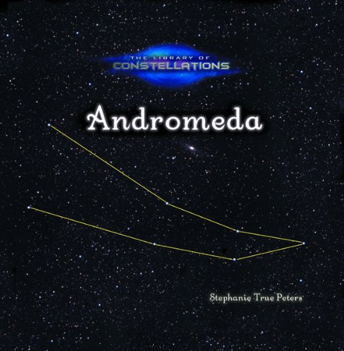 Andromeda (Library of Constellations) by Brand: Powerkids Pr