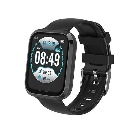 Amazon.com: Luiryare IP67 Waterproof Fitness Smartwatch with ...