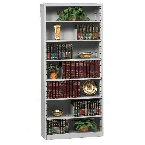 (7-Shelf Stationary Bookcase, 84