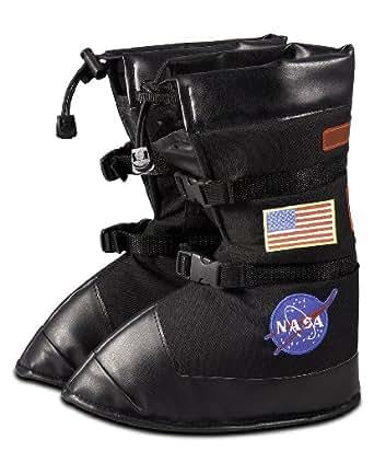 Aeromax Astronaut Boots, Black, Small