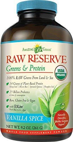 Raw Reserve Green - 7
