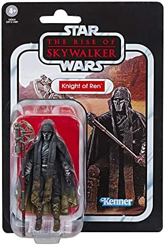 Star Wars Movie The Mandalorian The Knights Of Ren Collect Action Figures