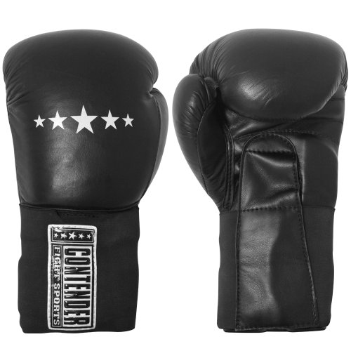 Contender Fight Sports Hook & Loop Training Glove (14-Ounce) ()