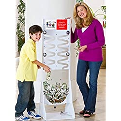 Games People Play 76002 Deluxe Donation Stand44; White