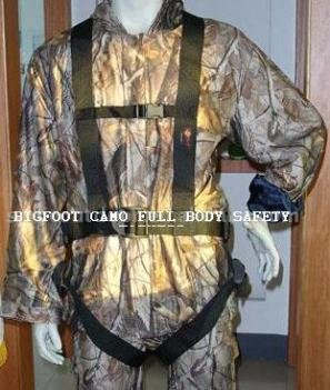 Full Body Hunting Safety Harness Climber Tree Stand