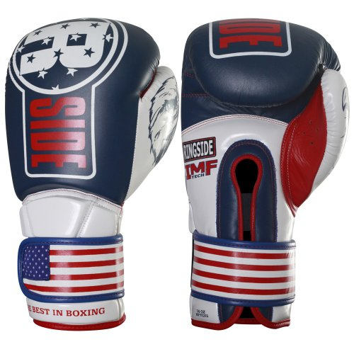 Ringside IMF Tech Sparring Gloves - USA - 14 oz