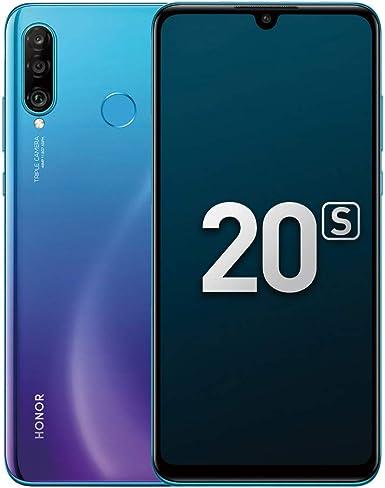 Honor 20S Smartphones, Teléfono 6GB RAM + 128GB ROM, 6.15 ...