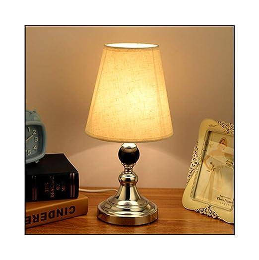 THOR-YAN Lámpara de Mesa Habitación de sobremesa Minimalista ...