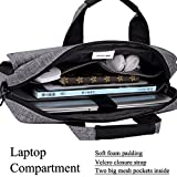 Brinch 15.6 Inch Unisex Fabric Laptop Sleeve