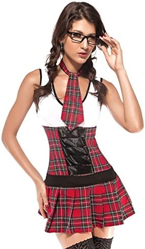 Scolaretta OUTFIT Uniform studentessa Costume scolaretta Costume School Gogo Set