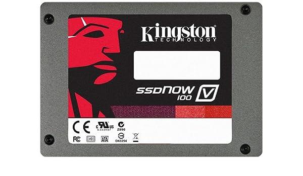 Kingston Technology SSDNow V100 64 GB Serial ATA II 2.5