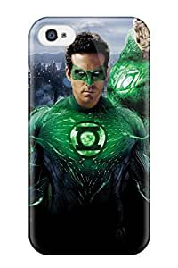 TYH - 3082372K18260757 Iphone 6 4.7 Case Cover - Slim Fit Tpu Protector Shock Absorbent Case (green Lantern Superheroes) phone case