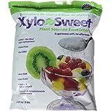 XyloSweet Non-GMO Natural Xylitol Sweetener, Granules, 5 Pound