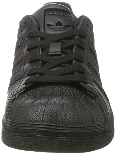 Adidas Unisex-adult Superster Foundation Sneaker Zwart (core Zwart)