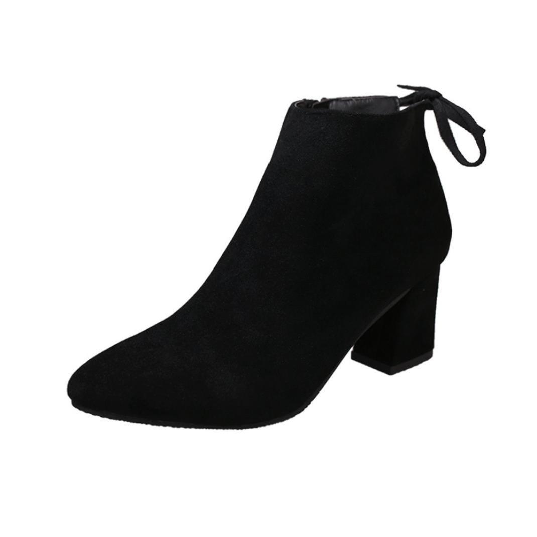 squarex Chaussures Pour de Femme Ville à Lacets Noir Pour Femme Noir bf031ee - piero.space