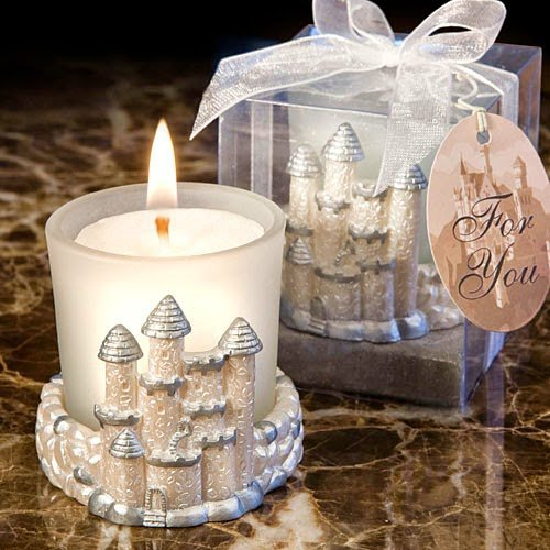 50 Once Upon A Time Fairy Tale Candle Favors