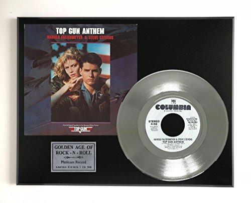 Top Gun Anthem LTD EDITION PLATINUM 45 DISPLAY - At Outlets The Anthem