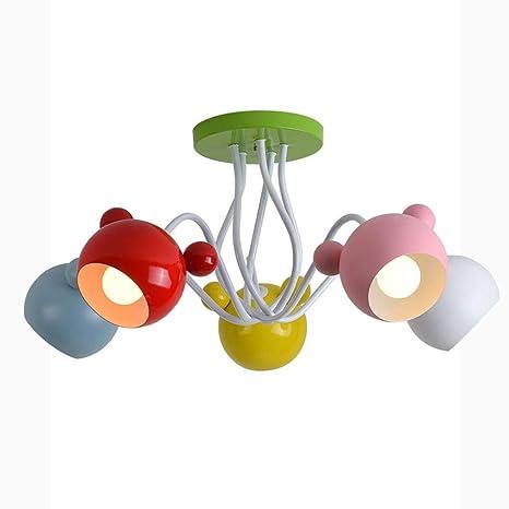Iluminación de techo Lámpara De Techo para Habitación De ...