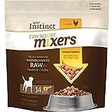 Nature's Variety Instinct Raw Boost Frozen Mixers Grain Free Dog Meal Topper - Chicken - 8 oz