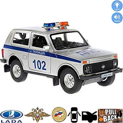 1//43 Russian VAZ 2121 Niva PICK UP