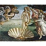 The Birth of Venus by Sandro Botticelli. Fine Art Print Poster (20 x 16)