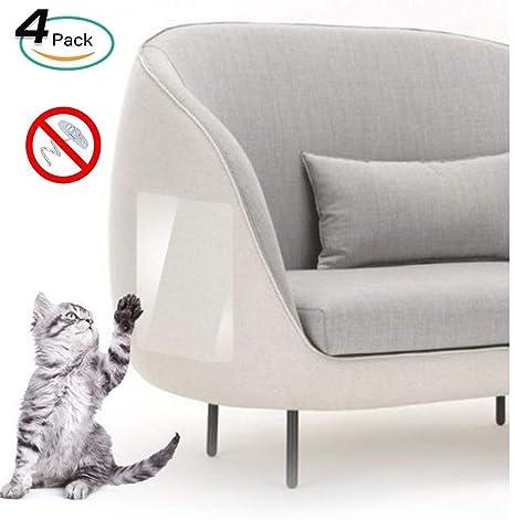 Maran - 2 Protectores de sofá disuasorios para Gatos, de ...