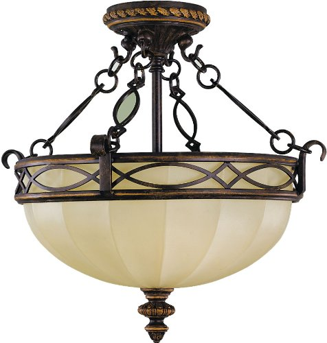 Indoor Edwardian Pendant Light in US - 5
