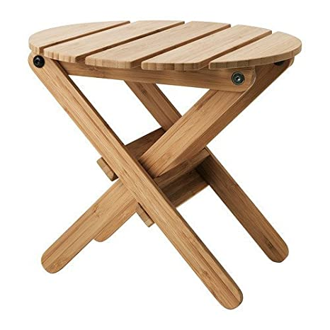Amazon Com Ikea Wood Plant Stand Bamboo 1 Set 11 Garden