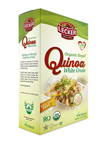 lecker-organic-royal-quinoa-white-grain-pack-of-6