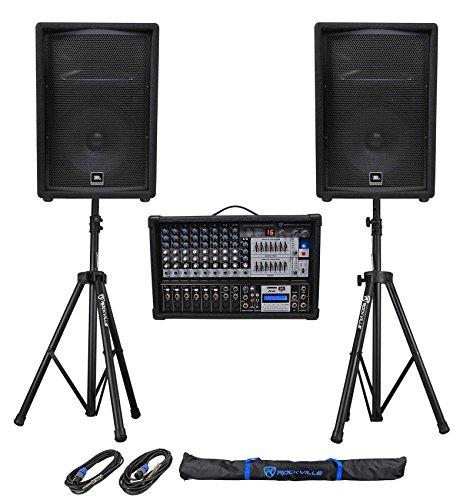 (2) JBL Pro JRX212 12