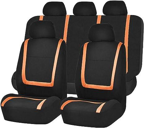 Universal Autositzbezüge Pink für Citroen C4 I Bezug Schonbezüge Schoner Auto