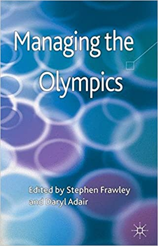 Download Managing the Olympics PDF