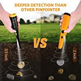 RM RICOMAX Metal Detector Pinpointer - [3 LED Range