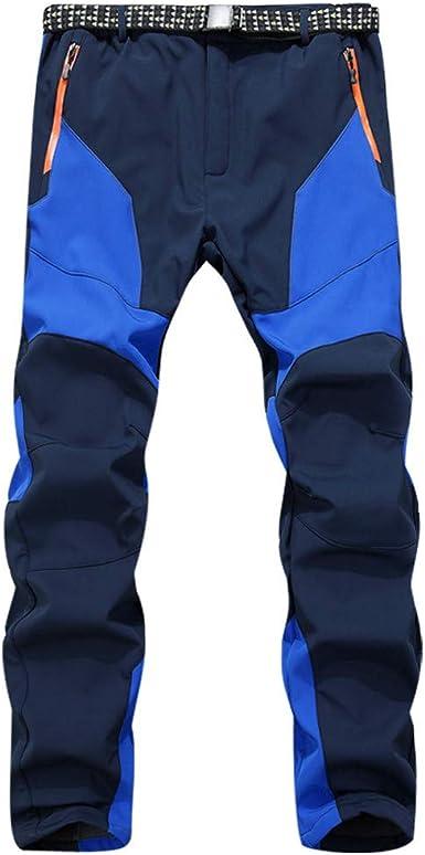 Pantalones Hombre Chandal Pantalon Deporte Hombre Impermeable A ...
