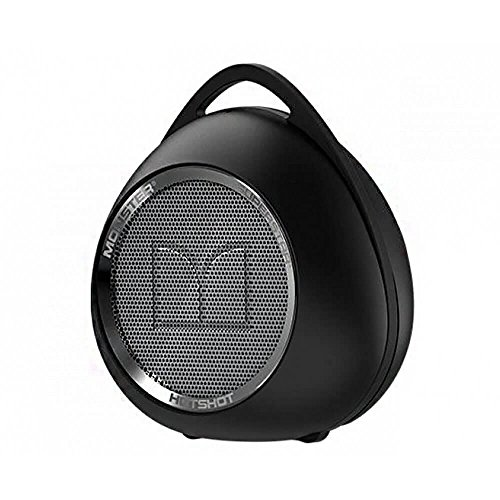 Monster SuperStar HotShot Portable Bluetooth Speaker - Multilingual by Monster