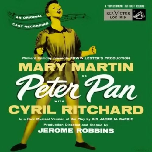 Peter Pan (1954 Cast Recording) by Various artists on ...