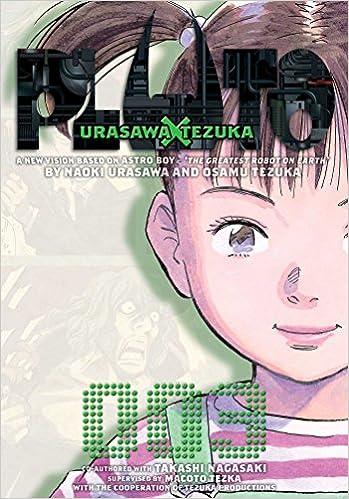 Pluto: Ursawa x Tezuka Volume 3