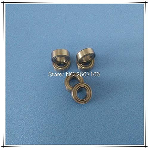 Ochoos 50 PCS Open Type MR148 Bearings 8x14x3.5 mm Miniature Ball Bearings