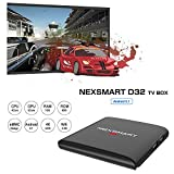 NEXSMART D32 Android TV Box 4K Quad-core Cortex A7 2.4GB Wifi 1GB/8GB Android 5.1 Streaming Media Players