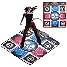 GoolRC NEW Non-slip Dancing Step Dance Mat Mats Pads to Pc USB