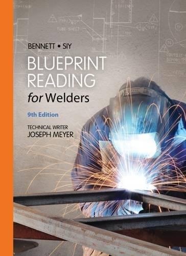 Blueprint Rdg.F/Welders W/6 Sheets