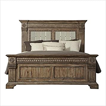 Superior Pulaski Arabella Bed With Panel Headboard And Footboard