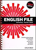 English File third edition: English File 3rd Edition Elementary. Teacher's Book &test CD Pack