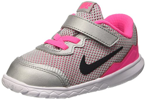 9943830fc9f6a Nike Girls Flex Experience 4 (TD) Toddler Shoe #749821-002 (10C)