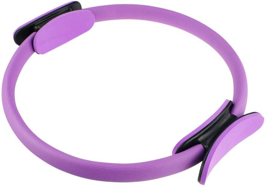 ausgeglichener K/örper Pilates-Ring Fitness-Kreis Yoga-Ring K/örper-Fitness-Ring Suszian Pilates-Ring unzerbrechlicher Pilates-Ring Extrem dichter