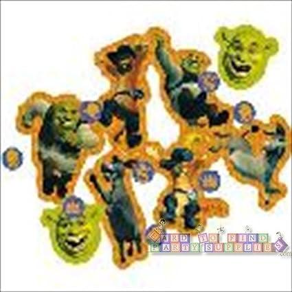 SHREK THE THIRD HAPPY BIRTHDAY BANNER ~ Party Supplies Decorations DreamWorks