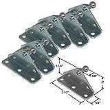 10MM Ball Stud Bracket for Gas Spring/Prop/Strut (6 Pack)