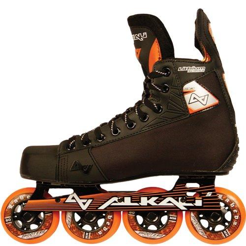 Line Hockey Bearings - Alkali Hockey CA3 Roller Skate (11)