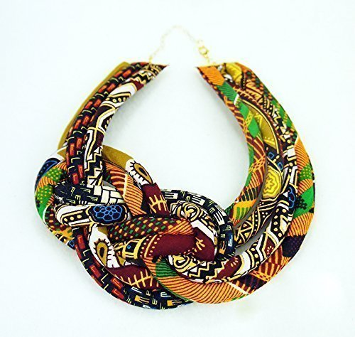amazon com handmade african necklace african jewelry african